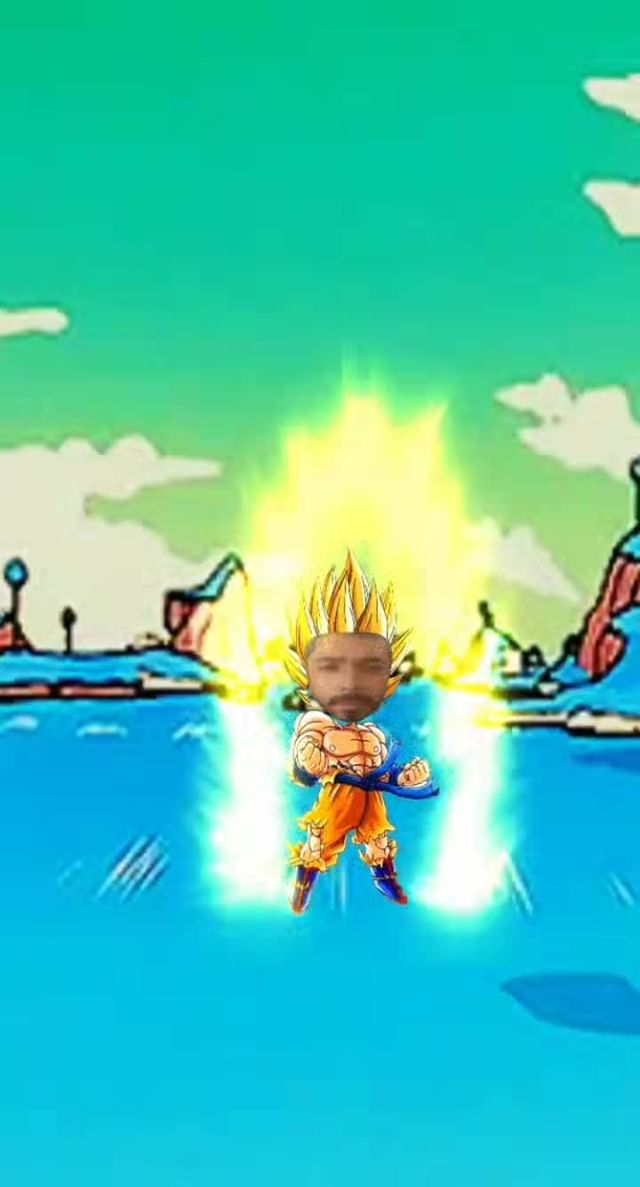 Instagram filter KAKAROT
