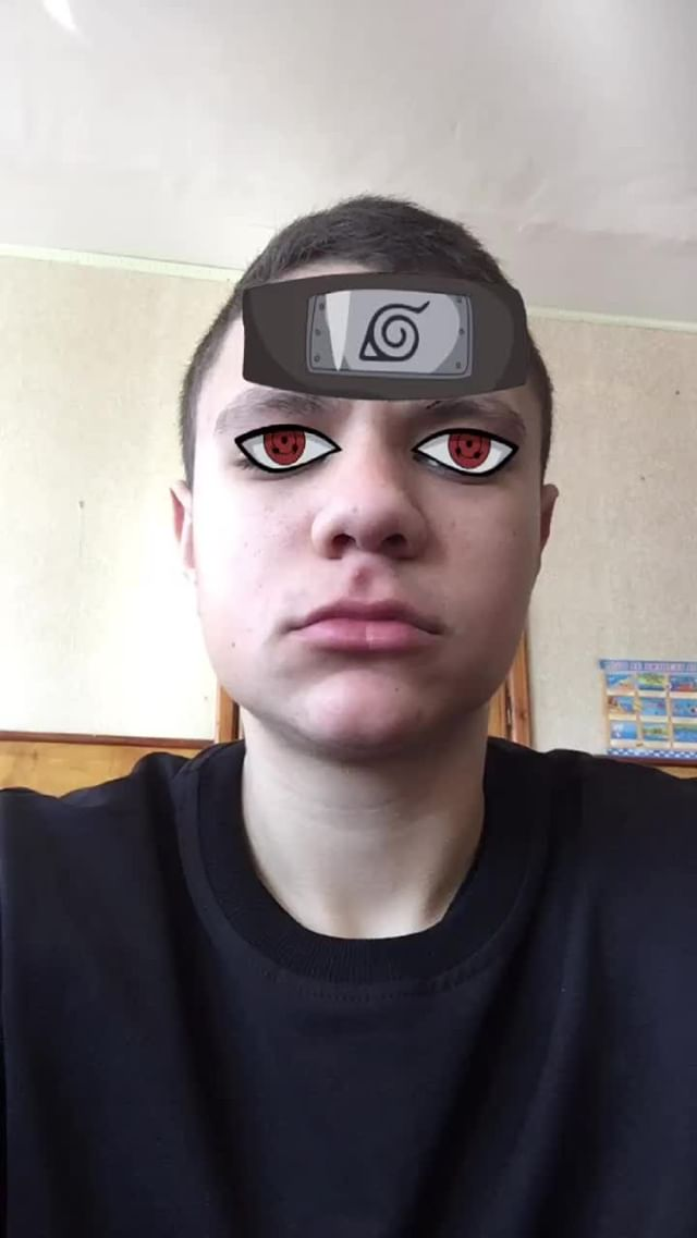 kirysha.qq Instagram filter Naruto