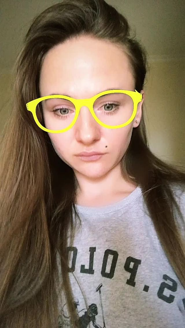 Instagram filter GLASSES
