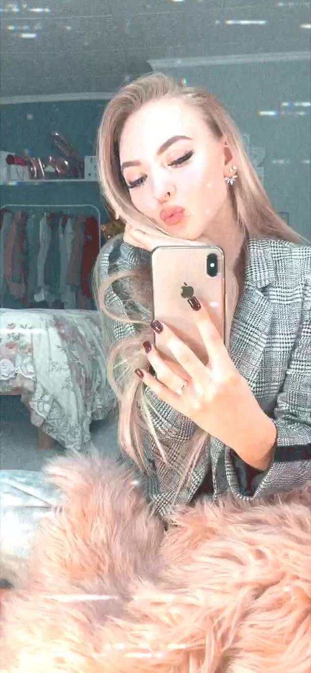 panichevskaya Instagram filter Glitch