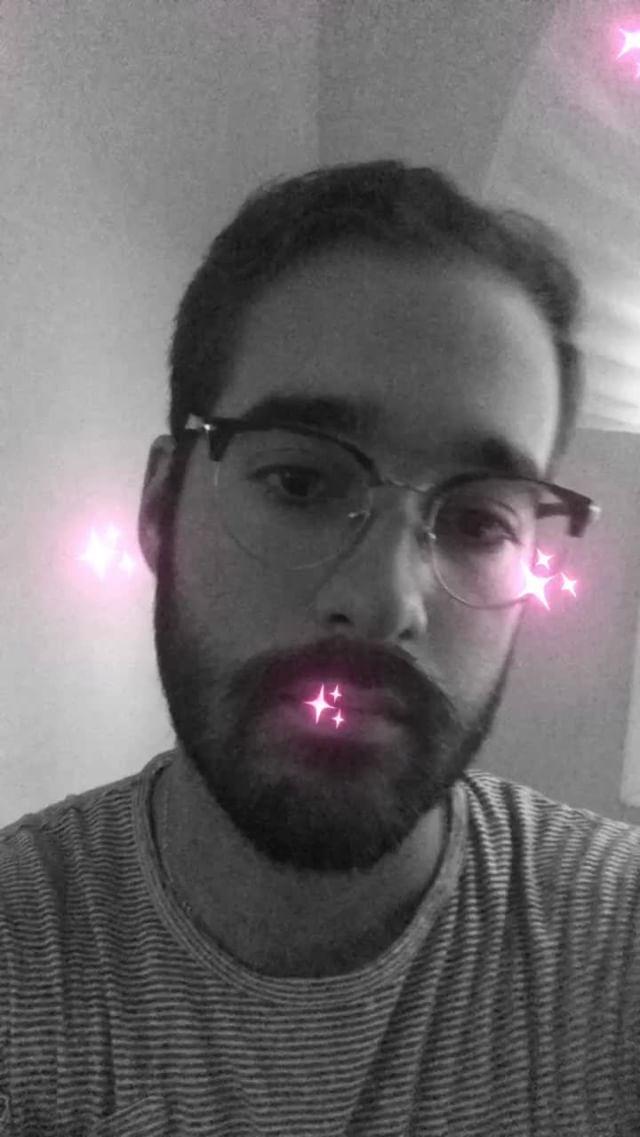 Instagram filter Glitter