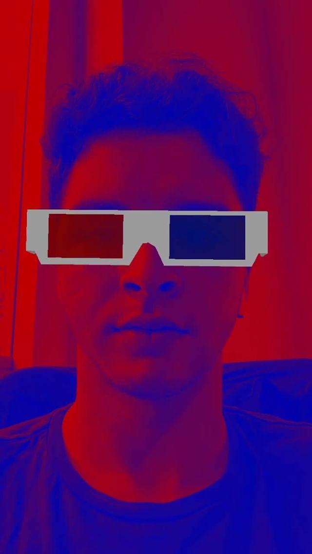 dylan_perel Instagram filter 3D