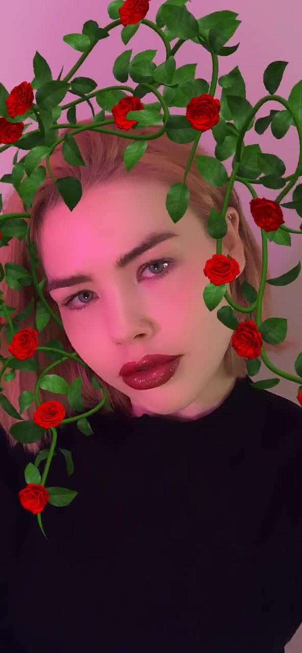 Instagram filter ROSY