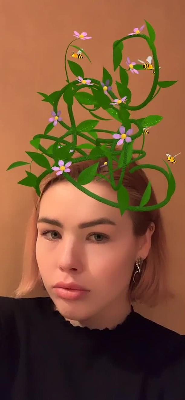 Instagram filter Primavera