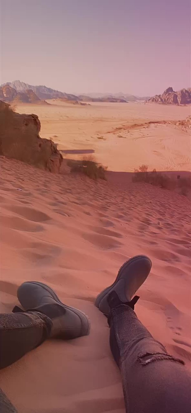 Instagram filter SAHARA