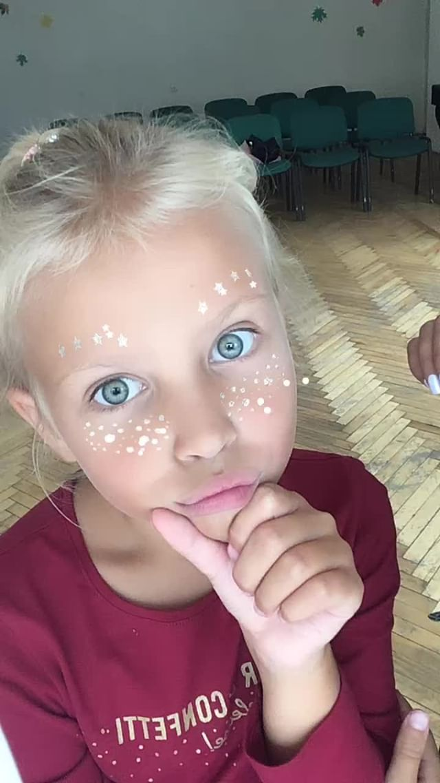lili.mori_ Instagram filter Star shine