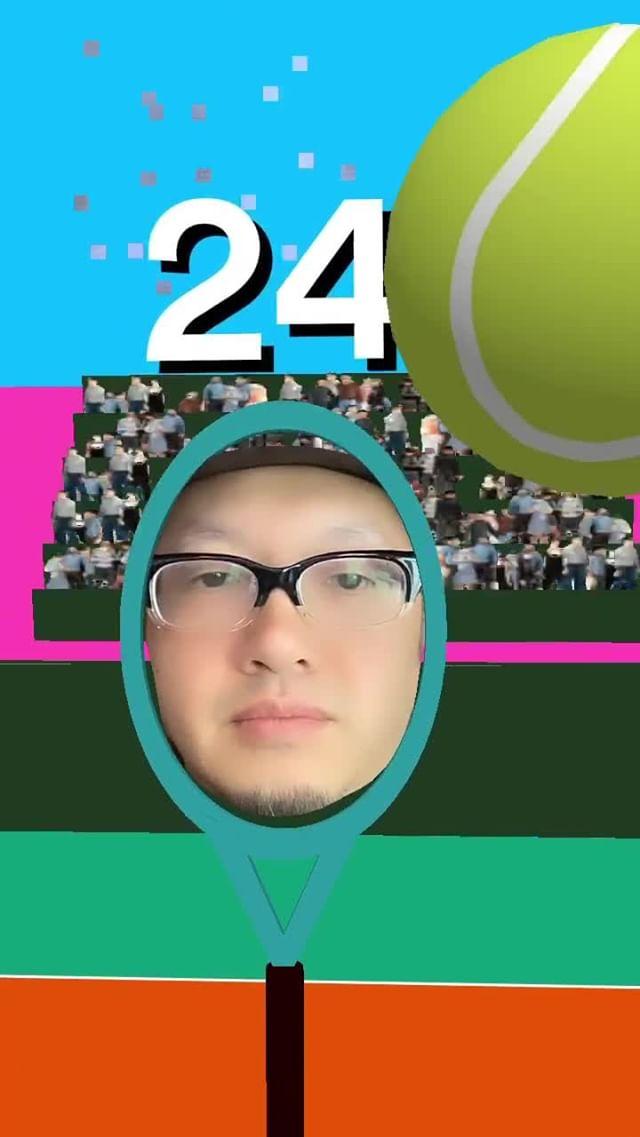 pillandpillow Instagram filter Face Tennis