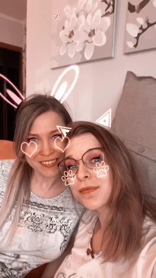 Instagram filter Neon Cat & Rabbit