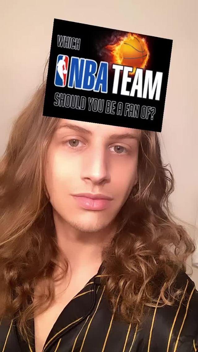 haritahov Instagram filter NBA TEAM