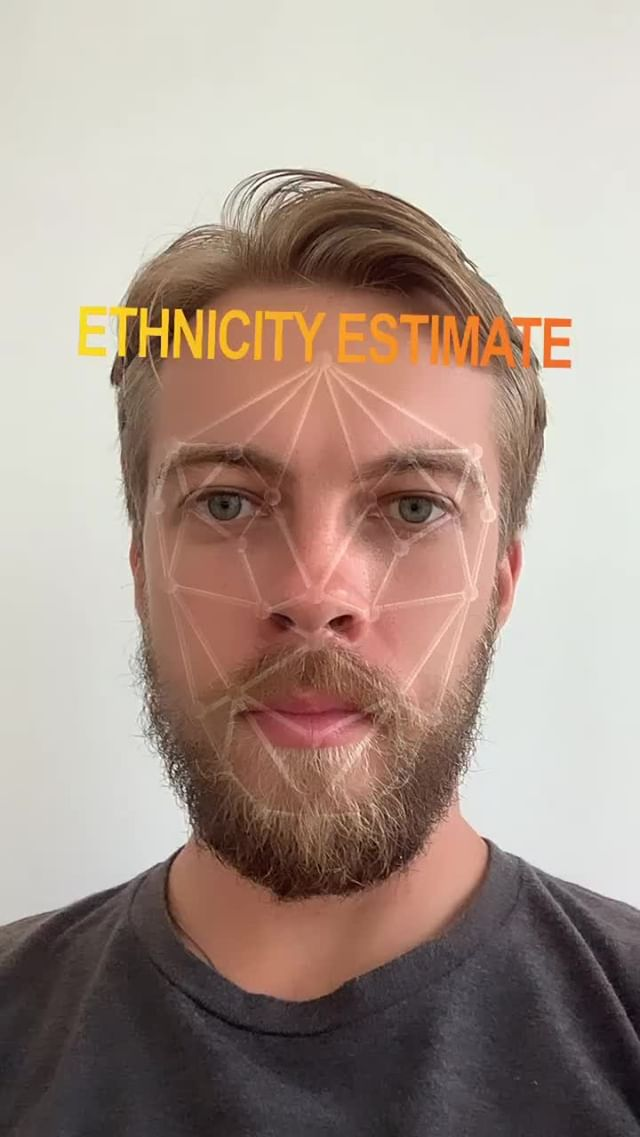 Instagram filter DNA TEST🧬