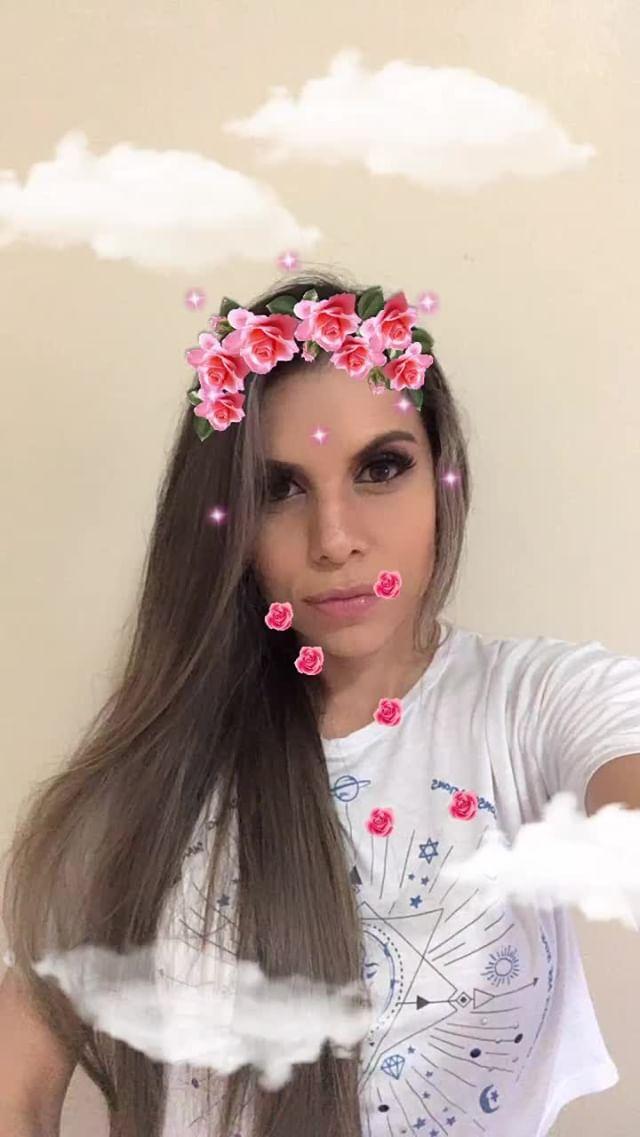 Instagram filter Celeste