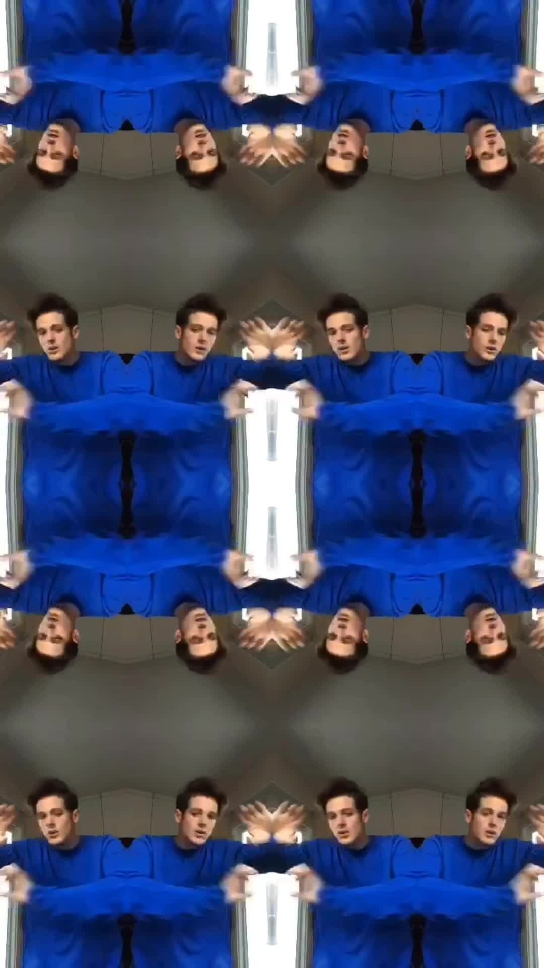 chrispelk Instagram filter Kaleidoscope