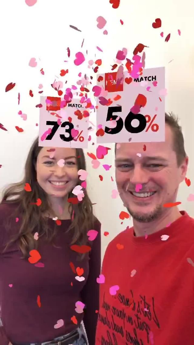 chrispelk Instagram filter Love Match