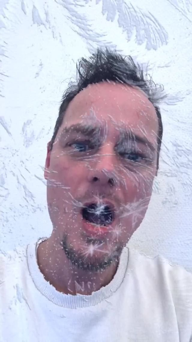 chrispelk Instagram filter Frozen