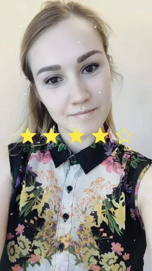 Instagram filter Star