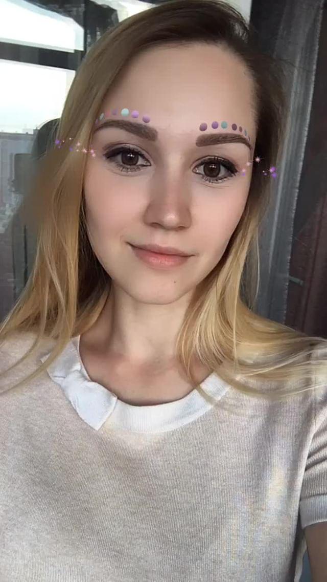 Instagram filter Shine