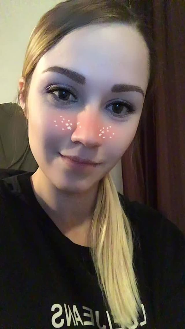 Instagram filter  eyelashes