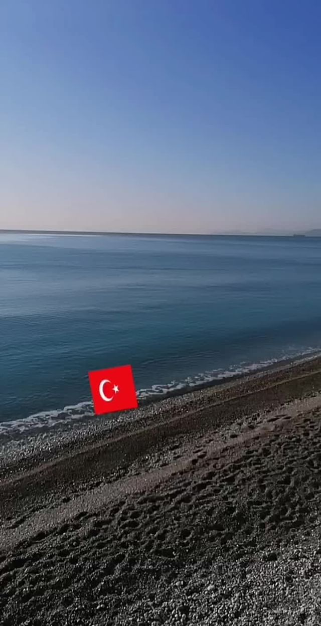 antalya_photo_art Instagram filter Turkey flag