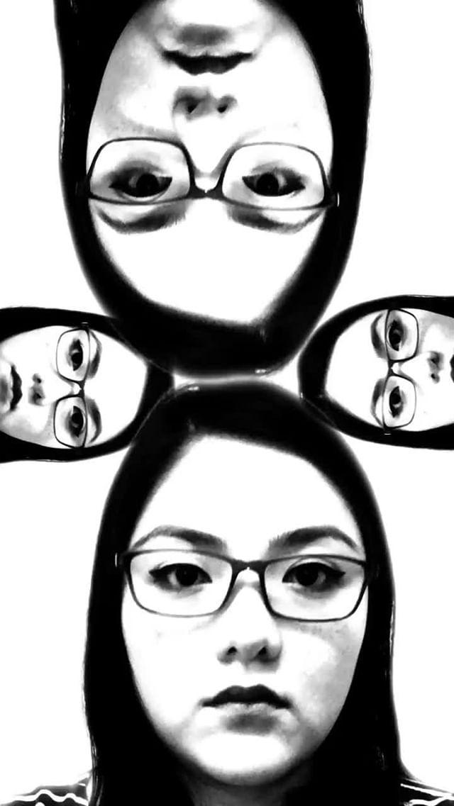 Instagram filter Me Me Me Me