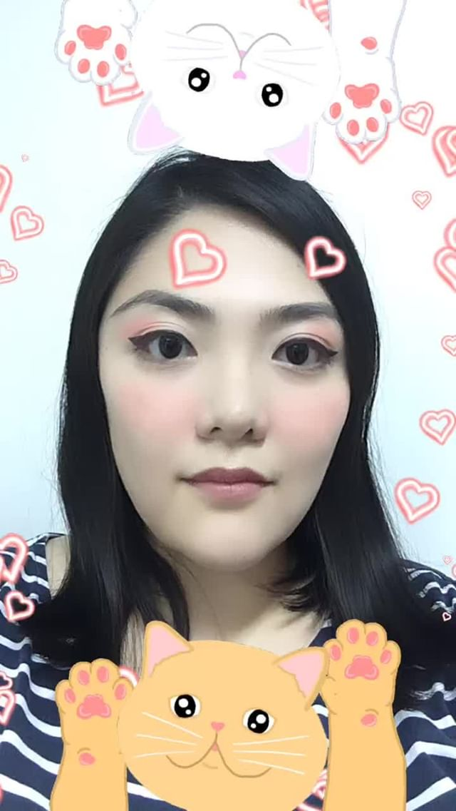 Instagram filter Purikura