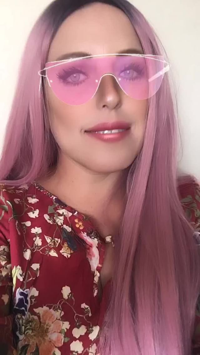 Instagram filter Sunglasses Oversize