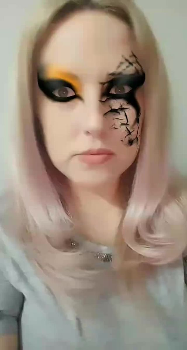 Instagram filter Make Halloween