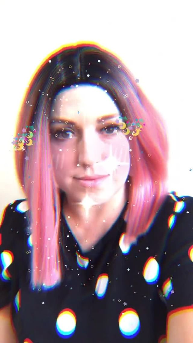 Instagram filter Sparkles