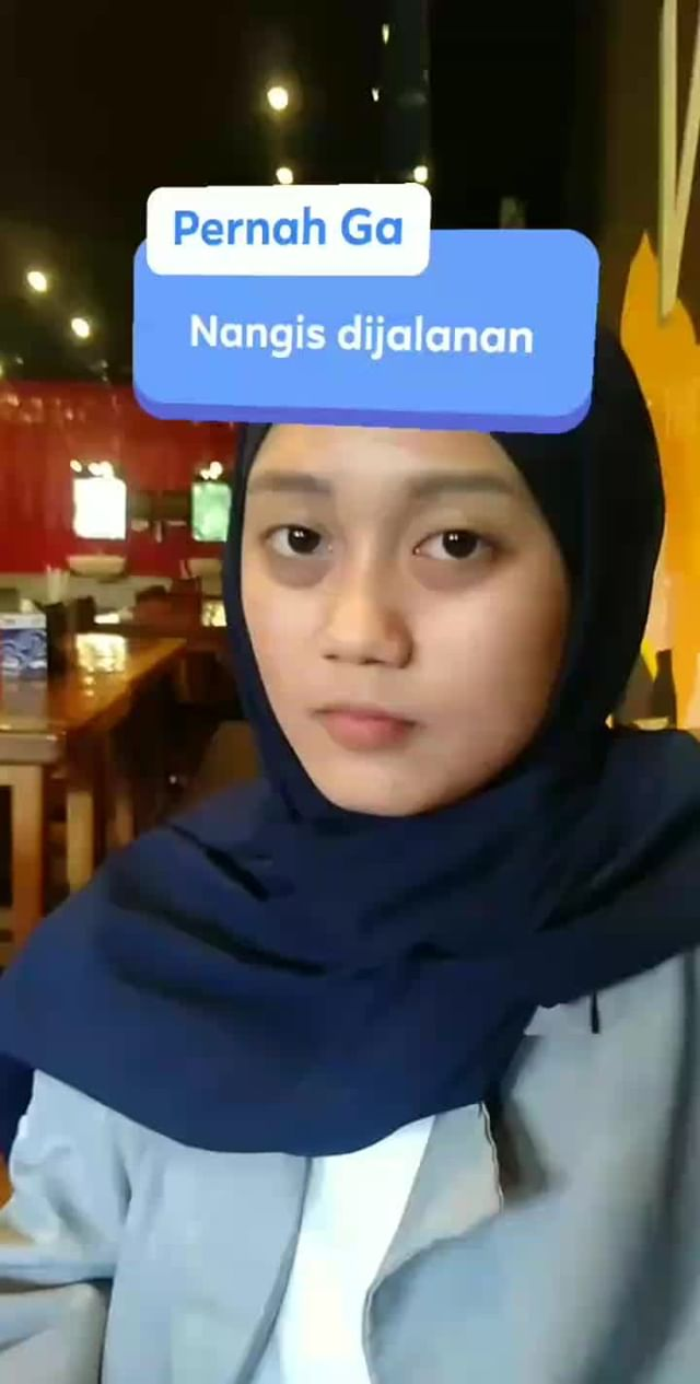 ferdaysss Instagram filter Pernah Ga ?