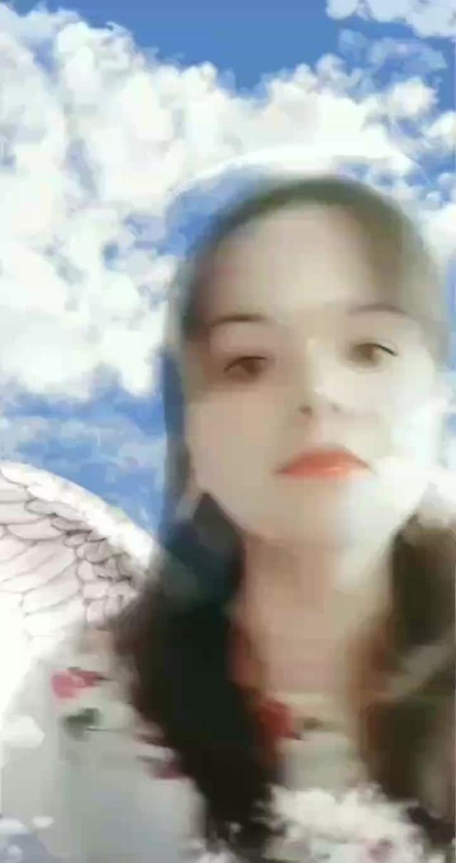 Instagram filter Angel
