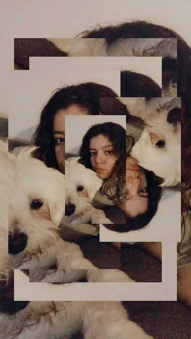 Instagram filter inception