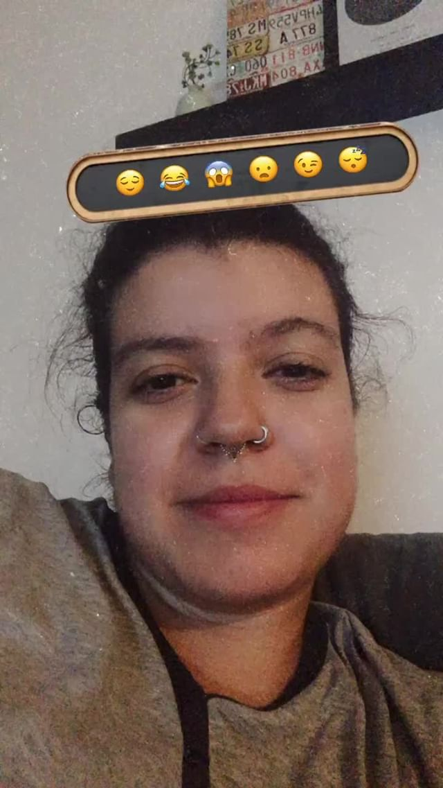 vitulox Instagram filter emoji challenge
