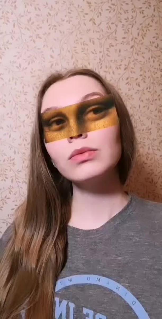 maya.boisha Instagram filter Lisa eye