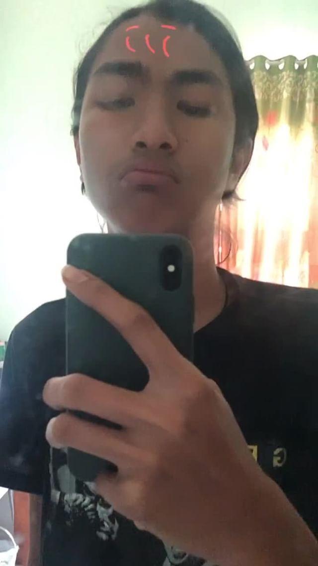 muammarrfarid Instagram filter e-boy abis