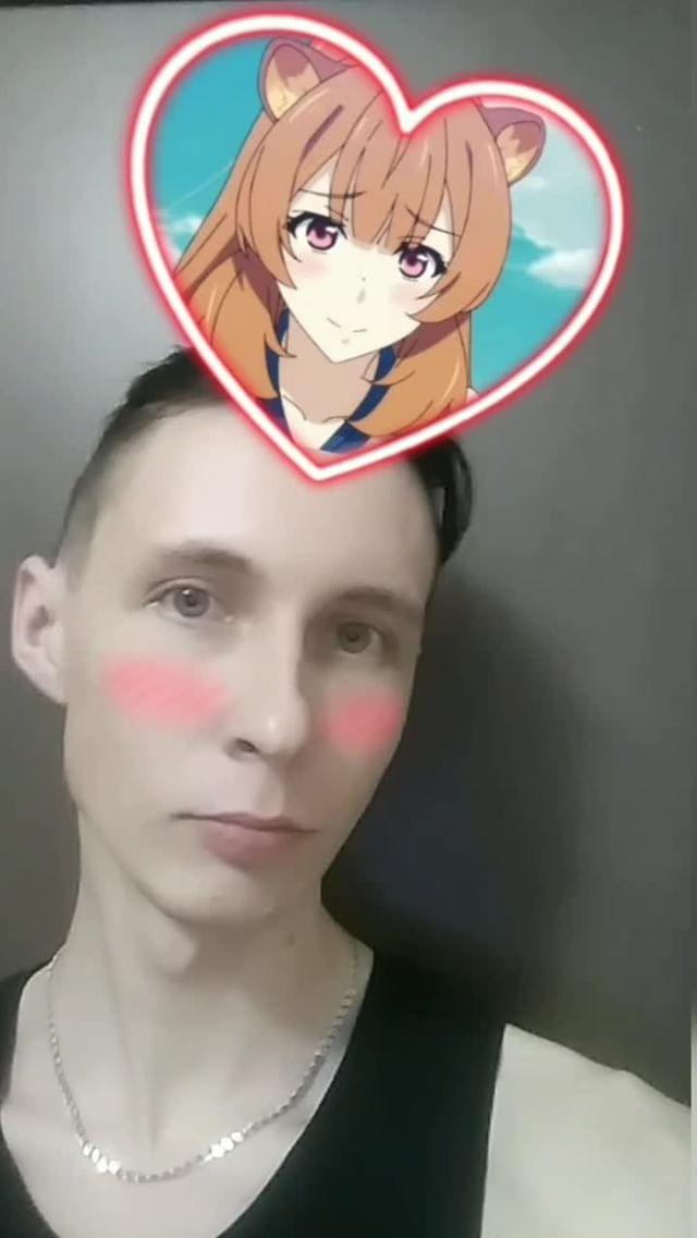 raushsham Instagram filter Which anime waifu?