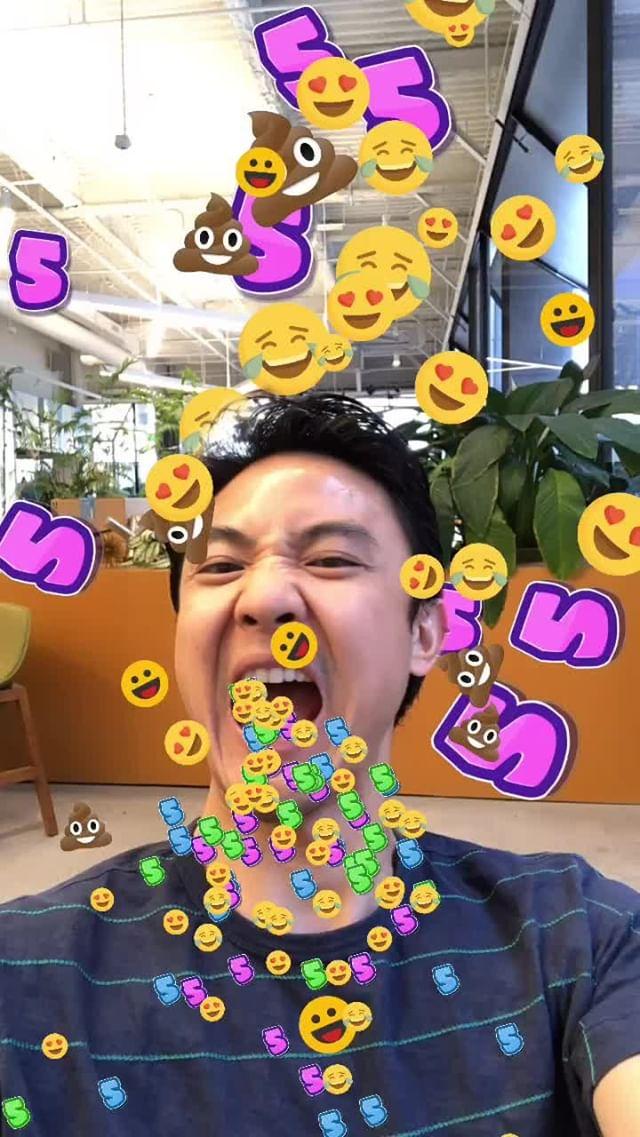 at.augmented Instagram filter 5555 Thai