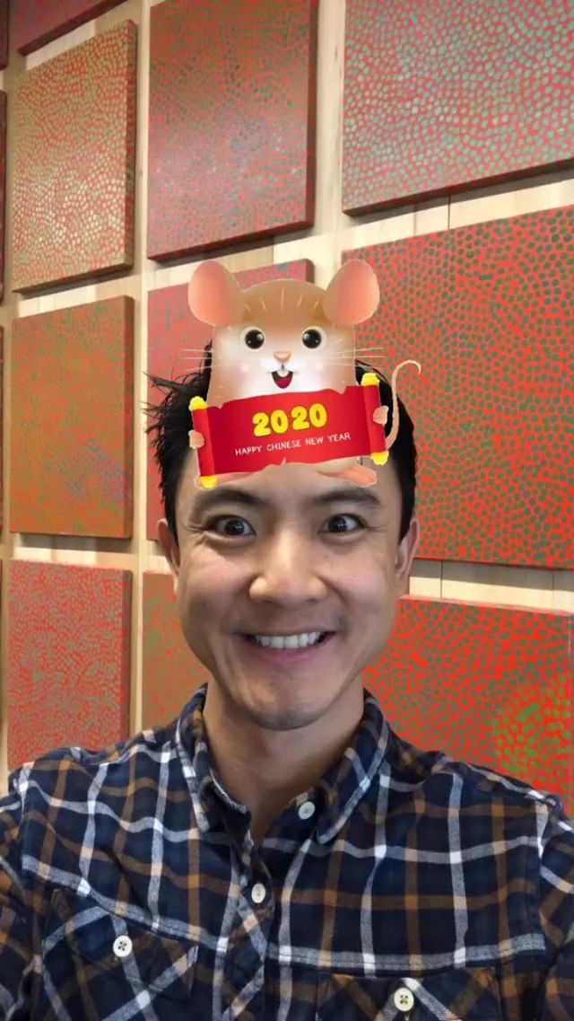 Instagram filter Chinese New Year