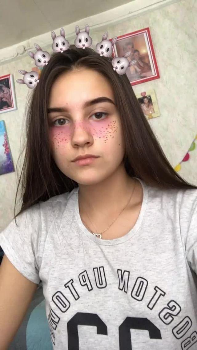 pollyroudge Instagram filter ЗАЙКА