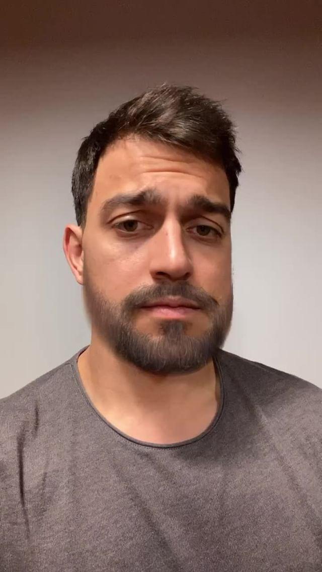 mixaill_s Instagram filter Beard