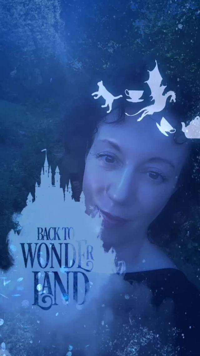 Instagram filter Back to Wonderland