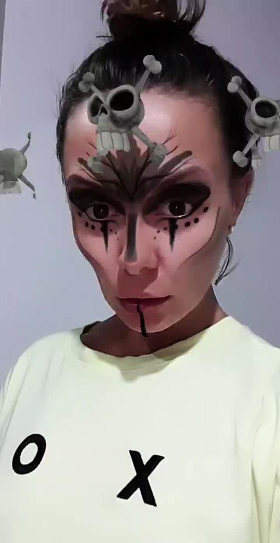 Instagram filter halloween party