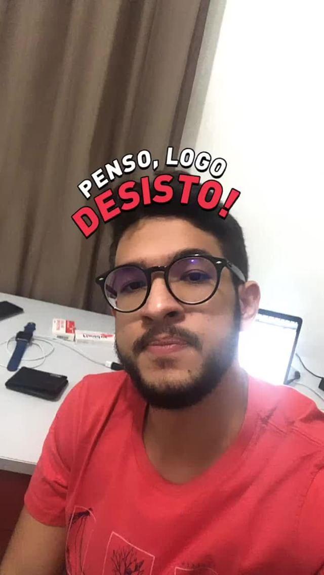 Instagram filter Desisto