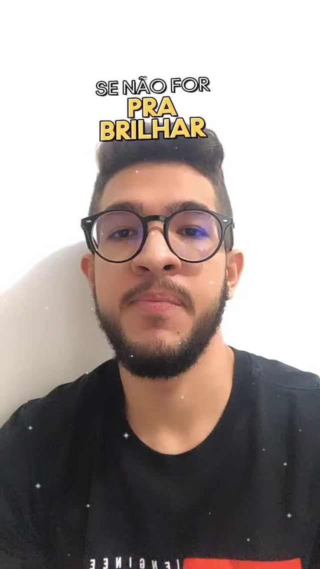 Instagram filter Brilhar