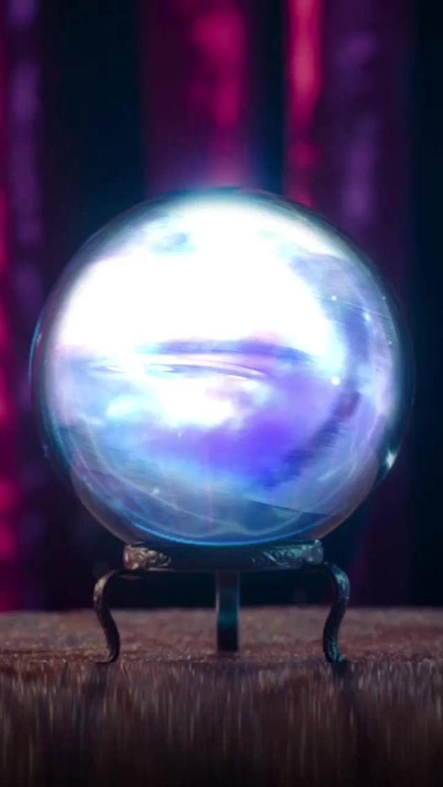 anonamister Instagram filter The Crystal Ball