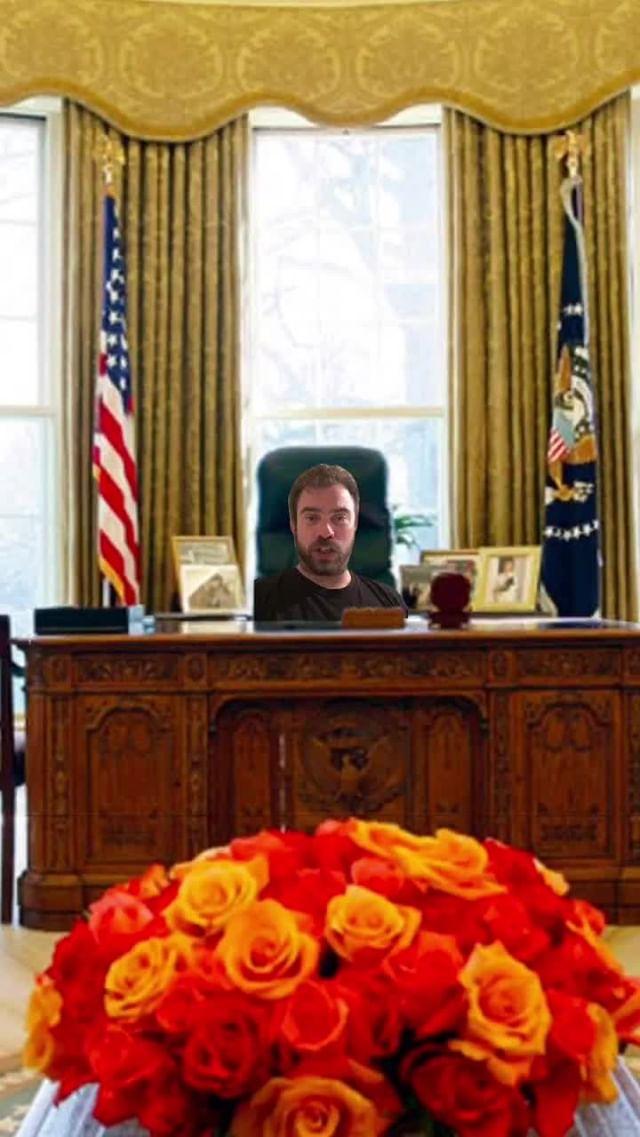 anonamister Instagram filter Presidential
