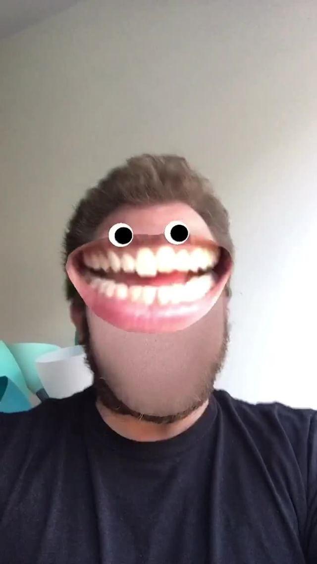 anonamister Instagram filter Mouth Off
