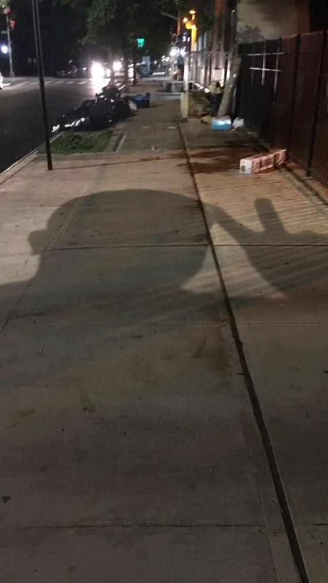Instagram filter Shadows