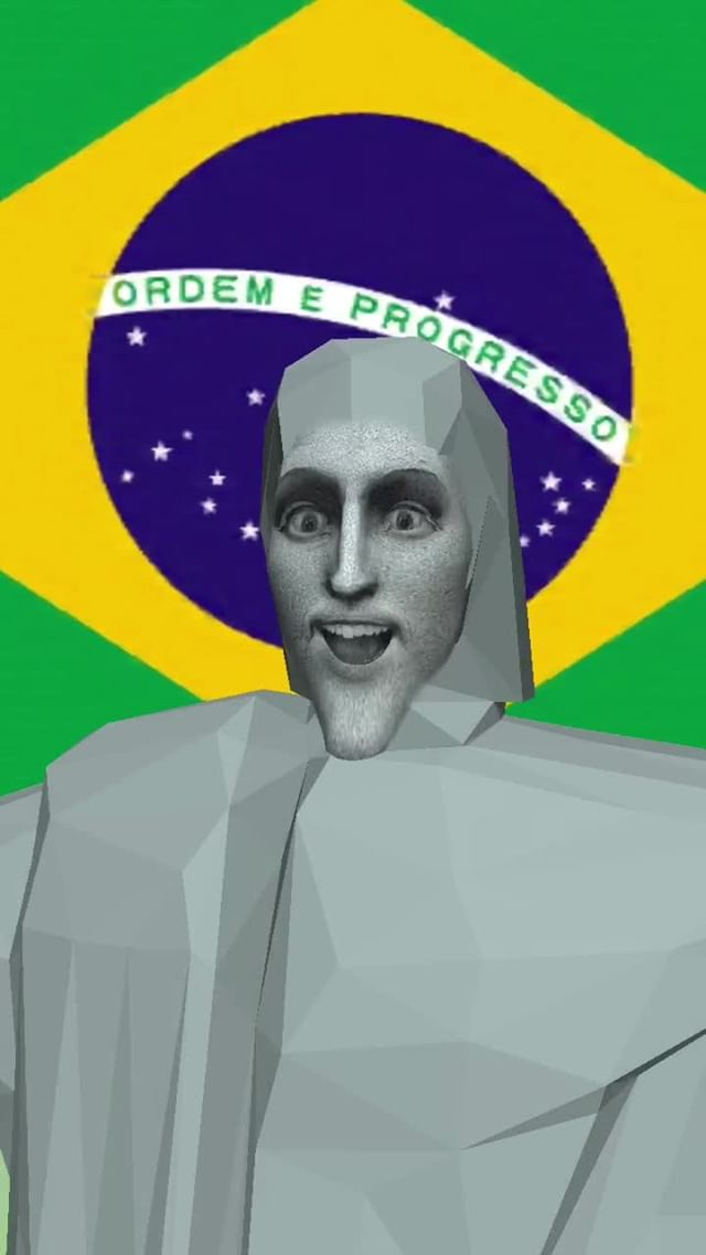 anonamister Instagram filter Brazil