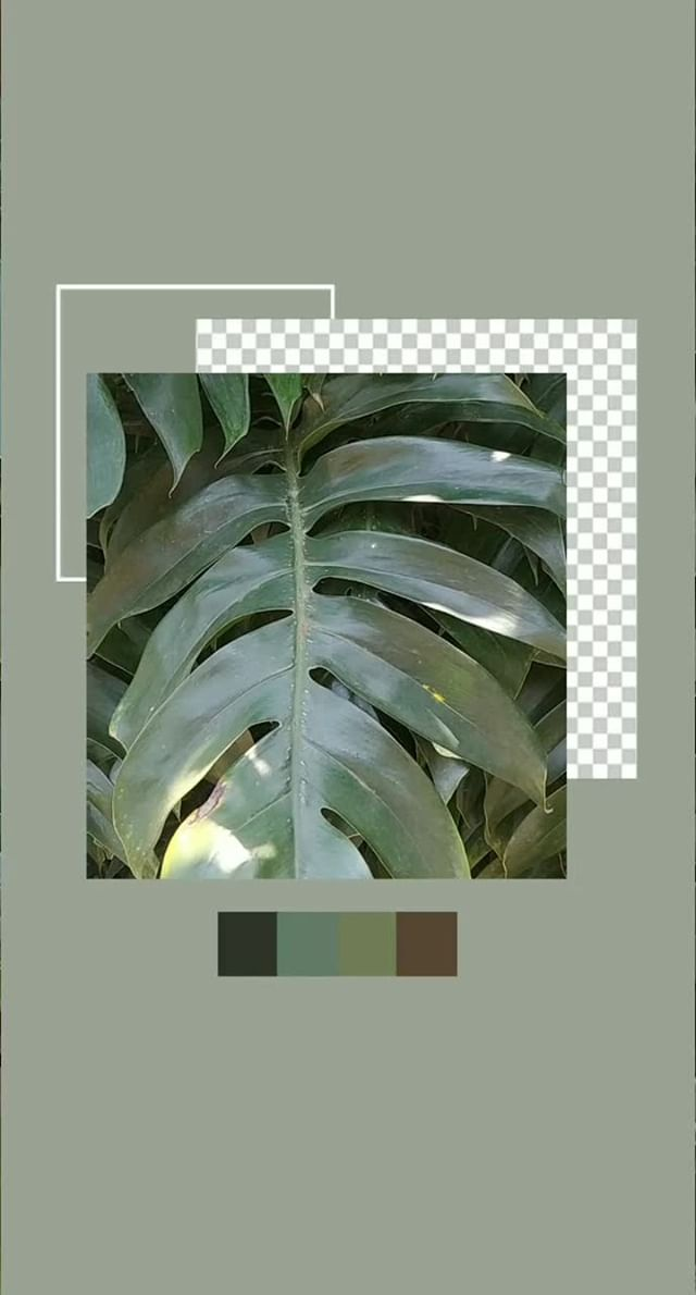 Instagram filter Palette I