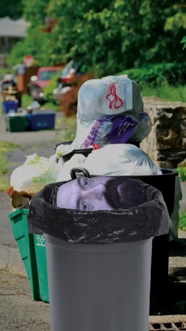 xytio Instagram filter I'm Trash