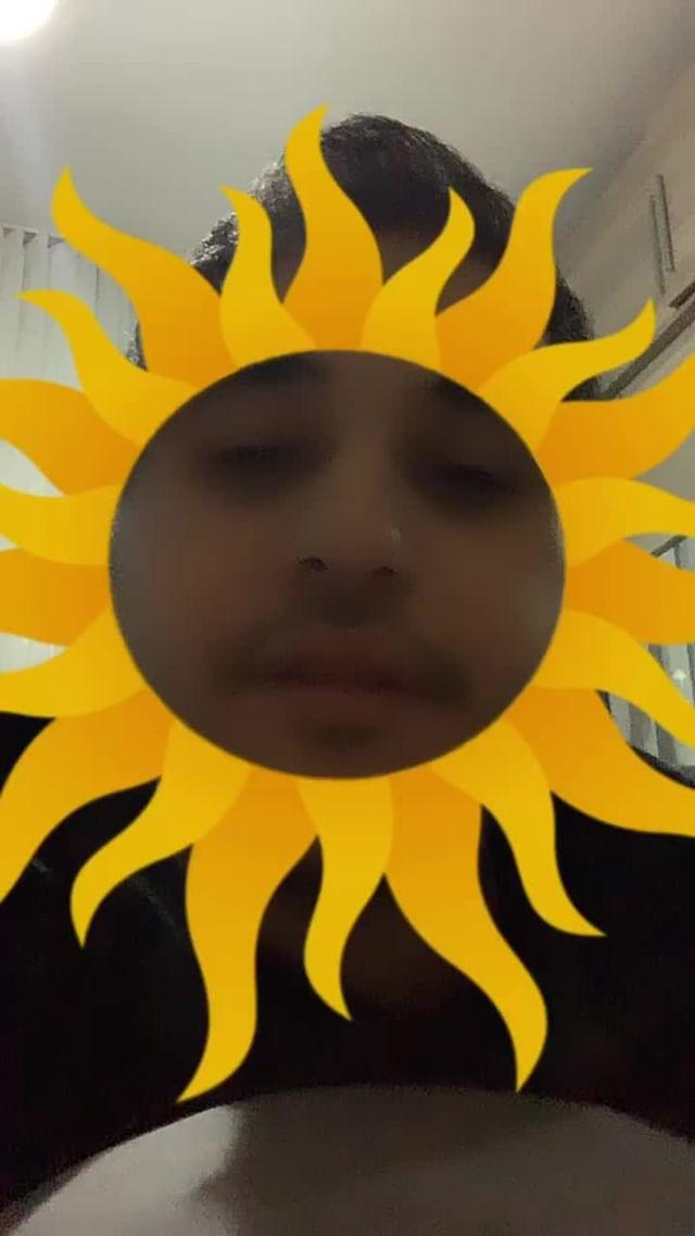 Instagram filter Güneş